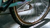 Un Jour j'étais sur une bicyclette mais presque en panne