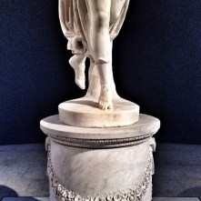 «Canova und der Tanz» @ Bode Museum Berlin - Italian sculptor Antonio Canova (1757 - 1822) made three variations of dancers which are on display together for the first time in Berlin's Bode Museum. He had a passion for dance and was sick of gravity – so let's dance and lift our souls!