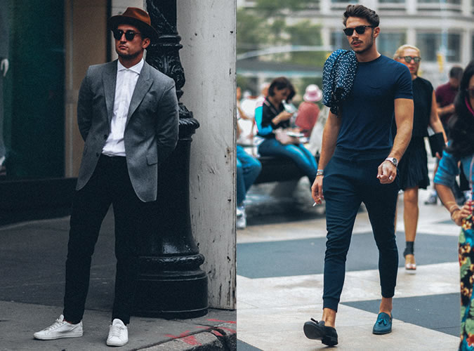 Tendance mode, le dressed-down masculin