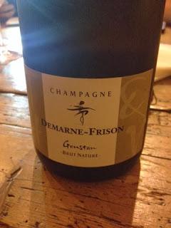Lo champagne alternativo
