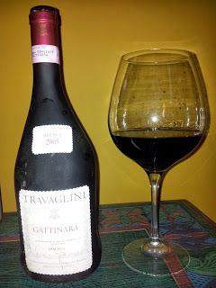 Il Gattinara Travaglini Riserva 2005. Riconoscenza verso un grande vino.