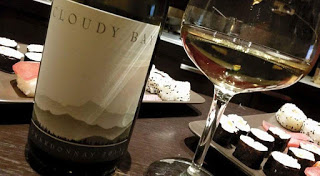 Chardonnay Cloudy Bay, New Zealand is not as far as you think