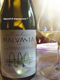 Malvasia 2015 Nicolini. Elogio della (non) aromaticità