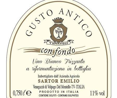 CoNfondo Gusto Antico, il vino che si crede una weiss