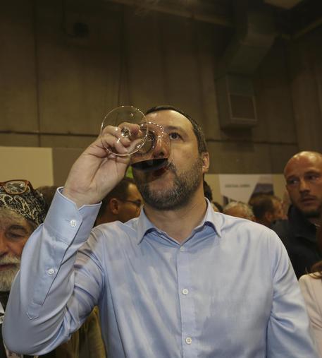 Se Salvini beve Teroldego