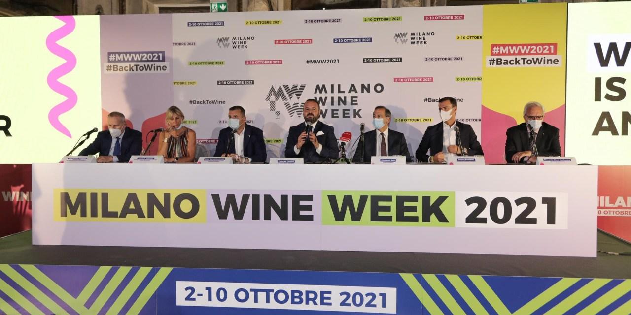 Cinque cose che dovete sapere sulla Milano Wine Week 2021