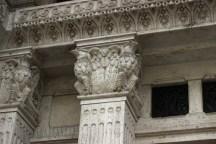 Palazzo del Ragno, aquile, quartiere Coppedè