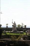 La Rometta, giardino di villa d'Este, Tivoli