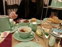 Scoones, cioccolata calda e tè, Babington's