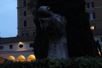 Cammello, chiostro di Michelangelo