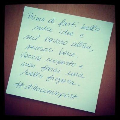 #dilloconunpost-socialmuffin-nico-caradonna-instagram