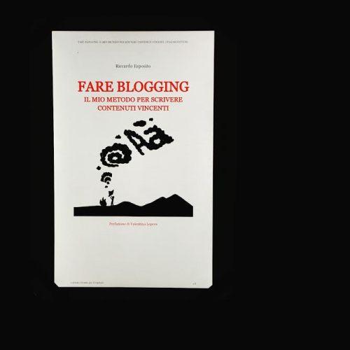 Fare blogging_recensione del libro di Riccardo Esposito