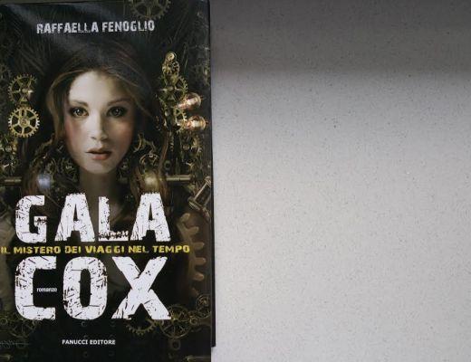 A spasso con Gala Cox e il mistero dei viaggi del tempo