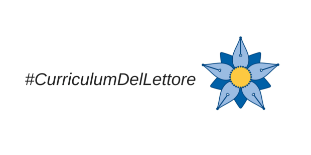 Logo del #CurriculumDelLettore