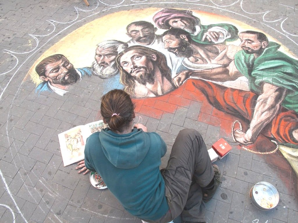 #GuestStory: il Madonnaro