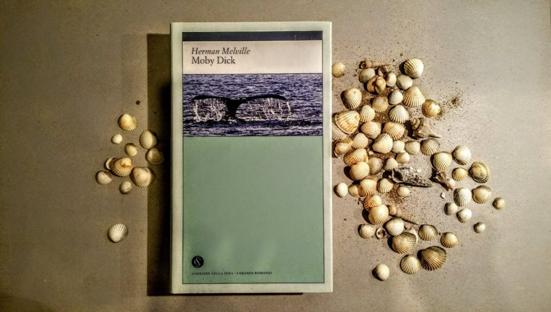 #CurriculumDelLibro: Moby Dick di Hermann Melville