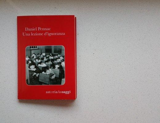 Una lezione d'ignoranza: leggere Daniel Pennac