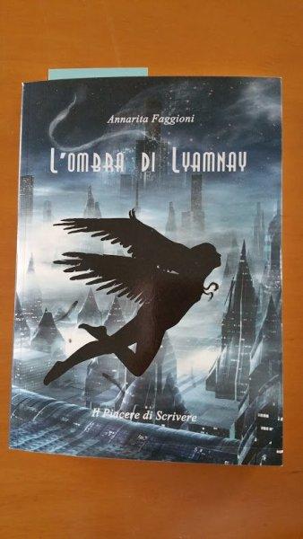 L'ombra di Lyamnay di Annarita Faggioni
