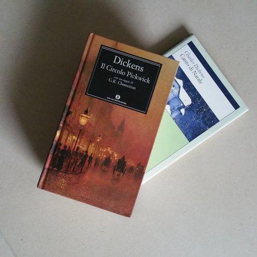 Il circolo Pickwick e Canto di Natale di Charles Dickens