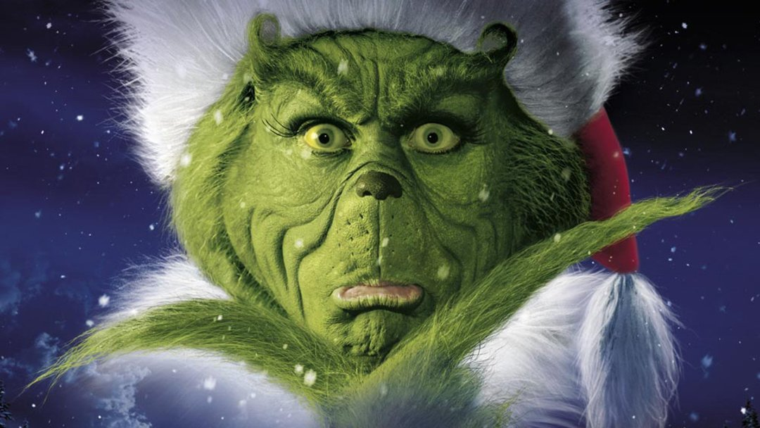 Buon Natale, con Il Grinch