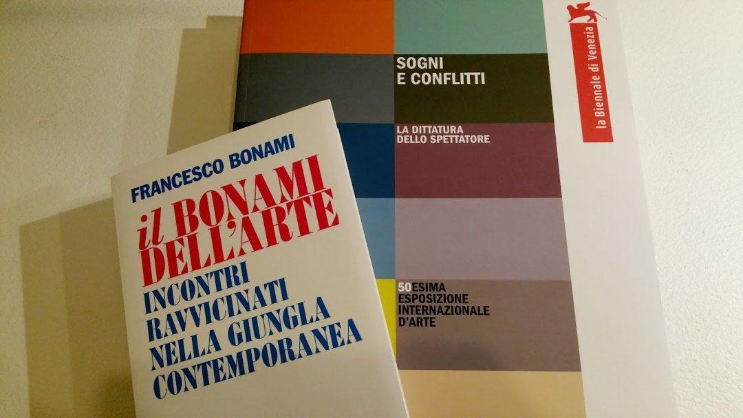 Biennale di Venezia e il Bonami dell'Arte