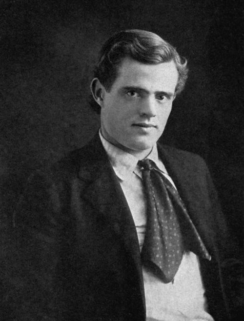 #LetteraAlloScrittore_Jack London