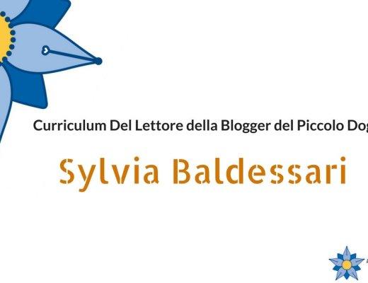 Curriculum Del Lettore di Sylvia Baldessari: blogger e educatrice de Il piccolo doge