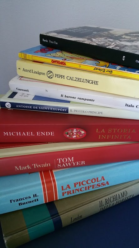 #DimmiCosaLeggi: I 10 libri rifugio di paroleombra
