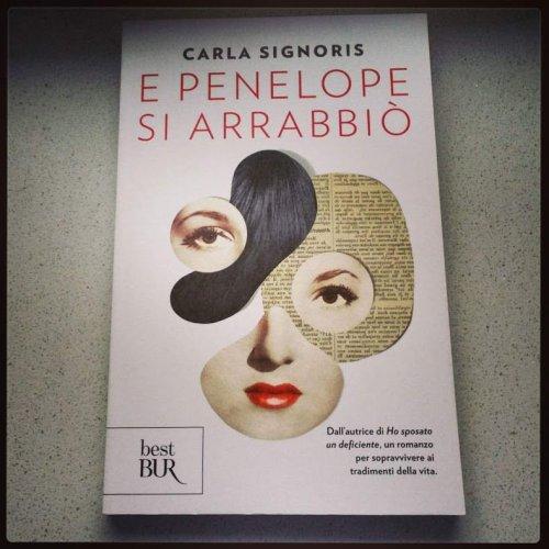 E Penelope si arrabbiò di Carla Signoris