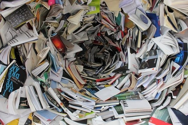Lavorare in libreria: dolori