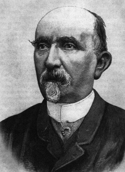 Carlo Collodi (immagine via Wikipedia)