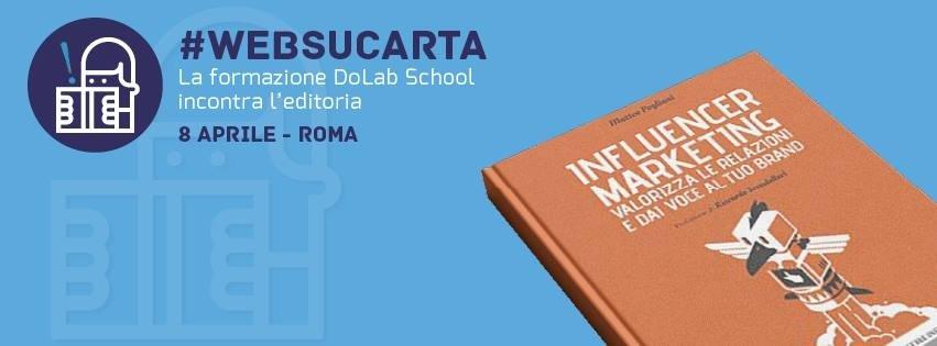 A Roma per l'evento #websucarta: che cosa è successo