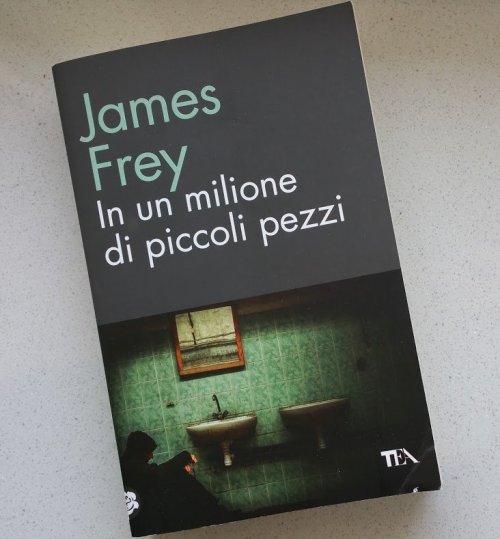 In un milione di piccoli pezzi di James Frey