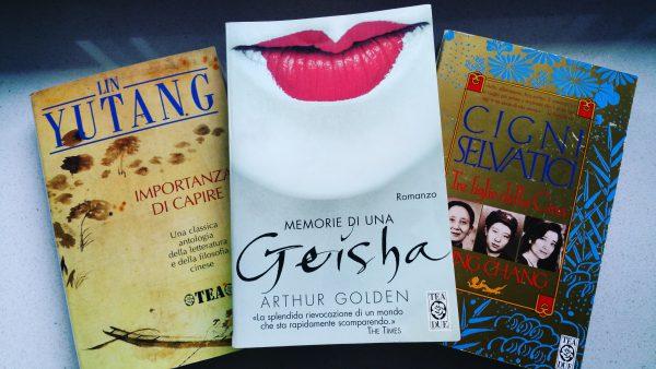L'importanza di capire, Memorie di una Geisha, Cigni Selvatici