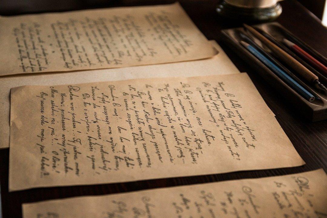 Lettera allo scrittore: Bruna Athena scrive a Dante