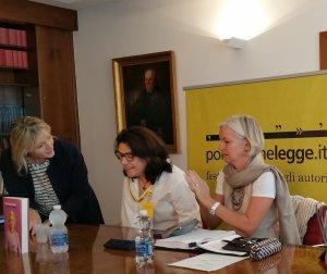 #PordenoneLegge 2016: Cathleen Schine e Pedro Chagas Freitas