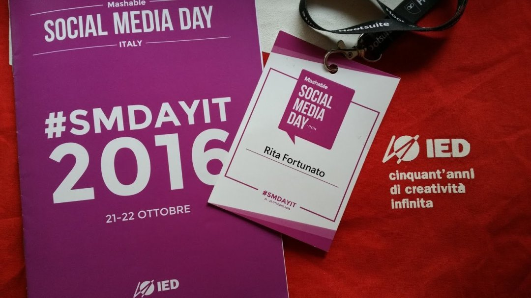 Mashable Social Media Day 2016: un evento fatto di speech, merende e networking