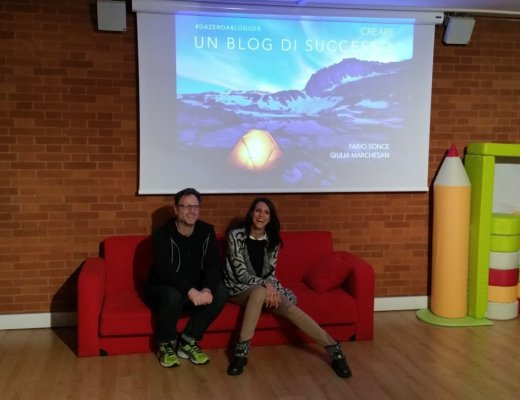 Da zero a blogger: a scuola da Fabio e Giulia (bambini con la valigia)