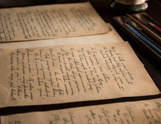 Lettera allo scrittore Sebastiano Vassalli di Cristina Saracano