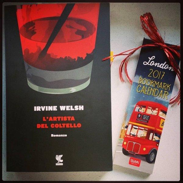 L'artista del coltello di Irvine Welsh