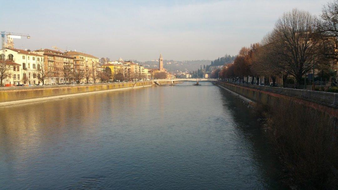 Verona, andando verso il Seo & Love