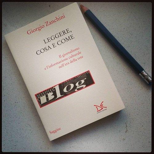 Leggere, cosa e come di Giorgio Zanchini