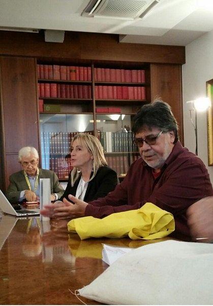 Pordenone Legge 2017 Luis Sepùlveda, Storie ribelli, Guanda