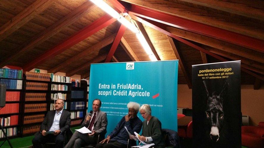 Pordenone Legge 2017 e il Premio Nobel Wole Soyinka