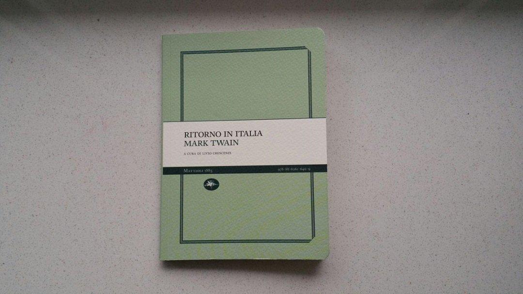 Ritorno in Italia di Mark Twain: appunti di viaggio e linguaggio