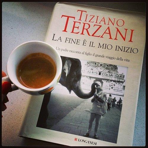 La fine è il mio inizio di Tiziano Terzani. Longanesi