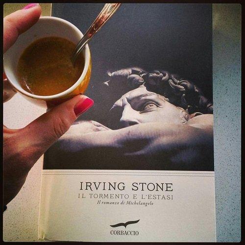 Il tormento e l'estasi Il romanzo di Michelangelo di Irving Stone