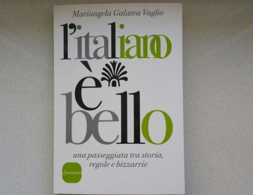 L'italiano è bello di Mariangela Galatea Vaglio: una passeggiata tra storia, regole e bizzarrie