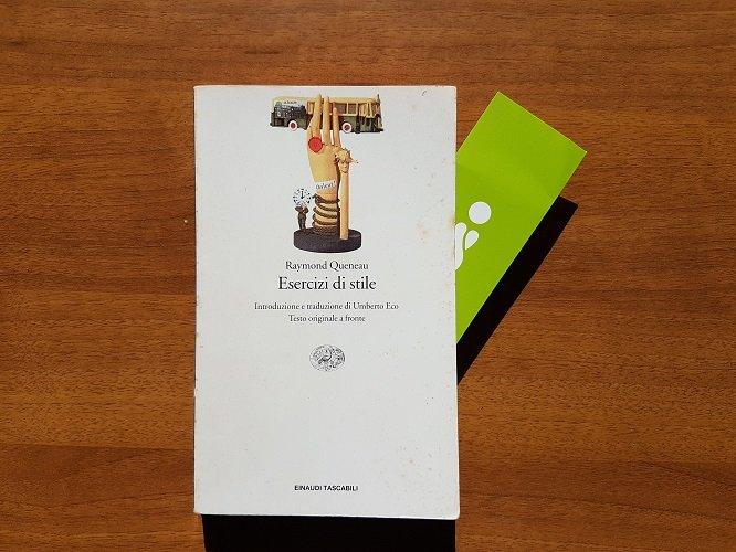 Curriculum Del Lettore di Luigi Maiello e gli Esercizi di stile di Raymond Queneau