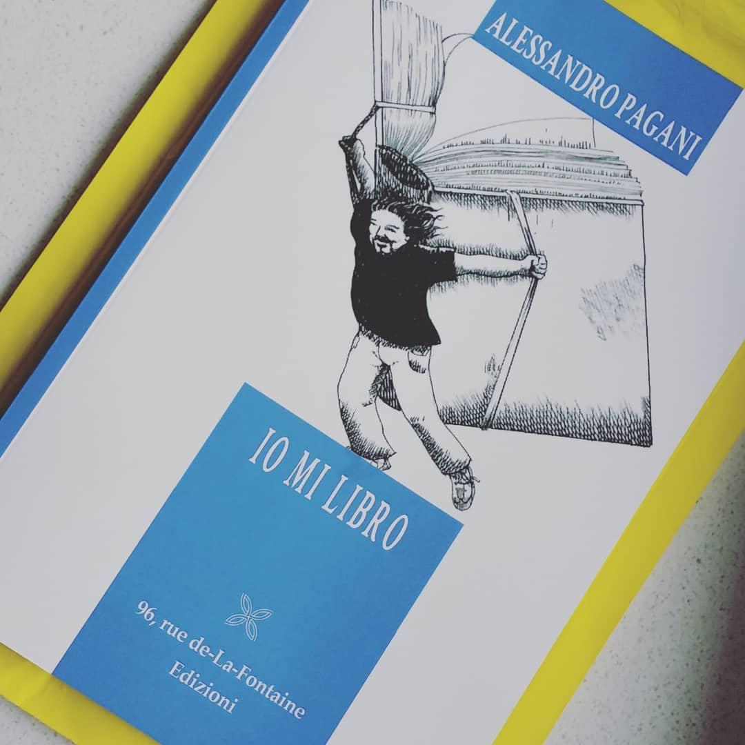 Curriculum Del Lettore di Alessandro Pagani, autore di Io mi libro